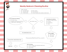 bathroom cleaning schedule. Amazing Of Great Weekly Bedroom Cleaning Routine With Bed #3683 Bathroom Schedule