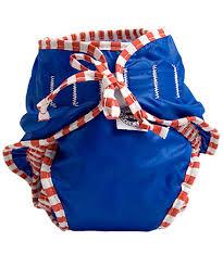 Reusable Swim Diaper Blue