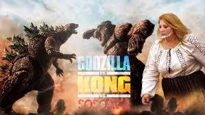 Se pregătește cel mai tare blockbuster: Godzilla vs King Kong vs Șoșoacă!