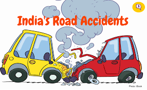 Road Safety Chart In India Indias Dismal Record In Road Safety Explained In 7 Charts