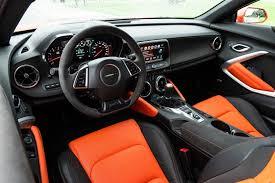 center screen in the chevy camaro