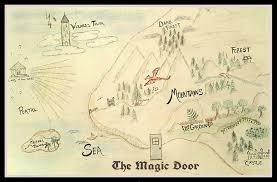 the magic door map