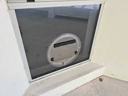 pet doors in glass for dogs and cats