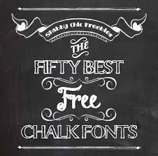 chalkboard fonts free 11 free chalkboard font cursive images chalk hand