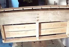 DIY Wood Pallet Wine Rack