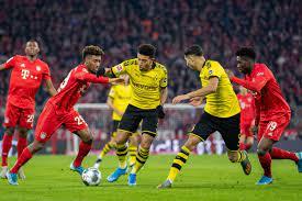 Kickoff for borussia dortmund vs. Match Preview Borussia Dortmund Host Bayern Munich Fear The Wall