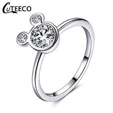 Detail Feedback Questions about <b>CUTEECO</b> European Silver Color ...