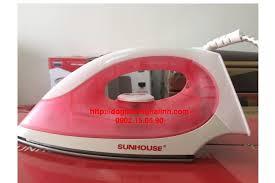 ⭐Bàn là khô Sunhouse SHD1072 - Bàn ủi khô có công suất 1200W bảo hành 12  tháng có ảnh thật: Mua bán trực tuyến Bàn ủi với giá rẻ