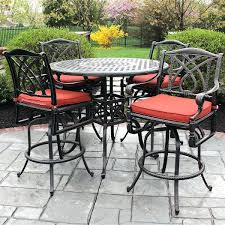 high patio set high patio table set awesome bar height patio furniture sets of high patio high patio set