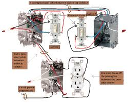 2011 nec power outlet 3 way half switched electrical wiring done right power at outlet 3 way switches