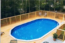 semi inground pool ideas. Back To Article → Reviews Semi Inground Pool Ideas And Accessories