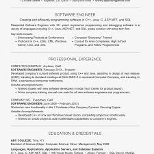 Computer Engineering Cover Letters Software Engineer Cover Letter And Resume Example