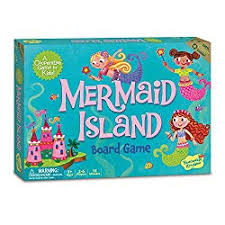 Best Toys for 5 Year Old Girls-Peaceable Kingdom Mermaid Island Girls \u2013 Gift Ideas \u0026 Buying Guide