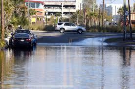 Wind Shift Charleston Drainage Efforts Key To Dodging A