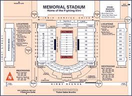 Illini Stadium Seat Chart Illinois Fighting Illini Michigan Football Family Association