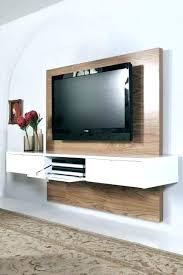 floating shelf compact tv unit white dwell stands cabinet home design stand and oak furniture
