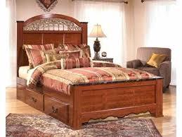 Ashley Kira Storage Bedroom Set Estate Queen Poster Bed ...