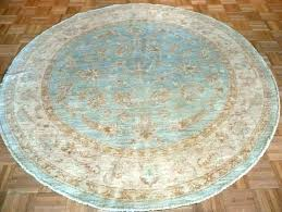 brown round rug 6 7 foot 9 ft area 4 x rugs black rectangle suhogar 4