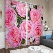 <b>Фотошторы</b> - Цветы - Магазин домашнего текстиля TDECO