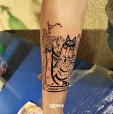 аниме значение татуировок в россии Rustattooru