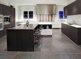 modern kitchen floors. Grey Kitchen Floor Tiles On With Black And White Til Modern Floors