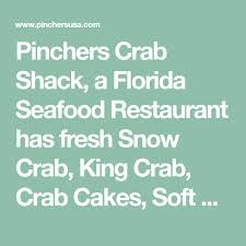 Myakka River Tide Chart Pinchers Crab Shack A Florida Seafood Restaurant Has Fresh