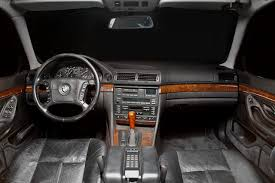 FS: 1995 BMW 740iL black/black on FK Coilovers - SoCal ...