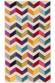 likeable multi coloured rug in multicoloured rugs colourful bright modern