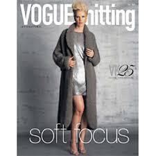 Vogue Knitting Patterns Unique Knitting Patterns Galore FullLength Shawl Collar Coat