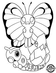 How to teach colors to kids? Awesome Free Pokemon Coloring Pages To Print Video Drawing Tutorial