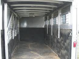 rust in aluminum horse trailer floor