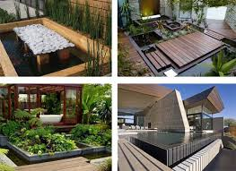 Small Picture Ideas to make your small garden pond beautiful Water Features