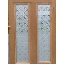 interior glass panel door internal wooden doors with glass