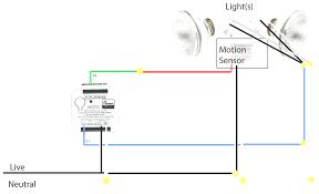 wiring diagram sensor light switch new motion sensor wiring diagram inspiration exciting outdoor motion
