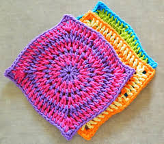 Easy Crochet Dishcloth Patterns Custom 48 Crochet Dishcloth Patterns Guide Patterns