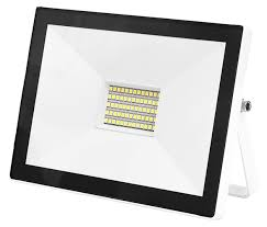 <b>Прожектор</b> светодиодный <b>SLIM ELF</b>, <b>SMD</b>, 50Вт, белый корпус ...
