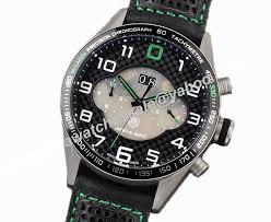 tag heuer carrera mclaren mp4 12c black leather strap replica watch replica magic