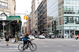 Bicycle Red Light Ticket Nyc Biking In New York What Its Like To Commute By Cycling