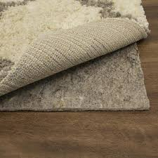 mohawk home dual surface rug pad common 8 x 10 actual 10