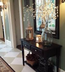 Hallway Table Decorating Ideas Charming Decor With Best 25 Entrance Hall Tables Popular