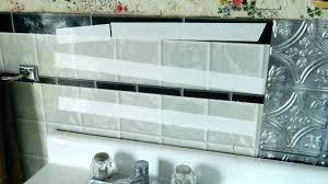 no grout tile backsplash no grout tile best grouting in kitchen amazing grout free tile backsplash