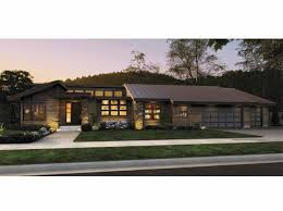 This luxury contemporary house plan features   square feet of    This luxury contemporary house plan features   square feet of living space including a second story   two flexible spaces  Browse additional