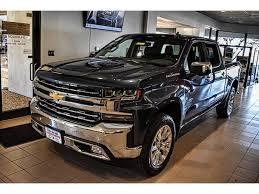 2019 Chevrolet Silverado 1500 for Sale in Lubbock, TX 79412 - Autotrader