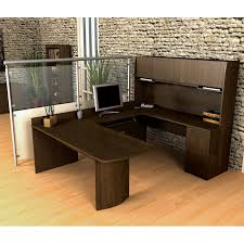U Shaped Computer Desk Plans