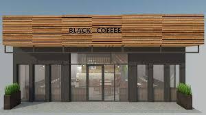 Autocad gym floor plan dwg; Coffee Shop Auto Cad Floor Plan 3d Model And Renders Freelancer