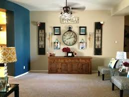 ideas for living room walls paint color accent wall decor
