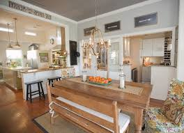 austin pier one imports dining table kitchen farmhouse with modern metal wall clocks seagrass rug
