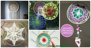 Crochet Dreamcatcher Pattern Free