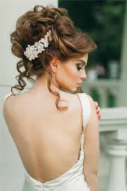 Wedding Bridal Hairstyle 26 chic timeless wedding hairstyles from elstile timeless 3440 by stevesalt.us