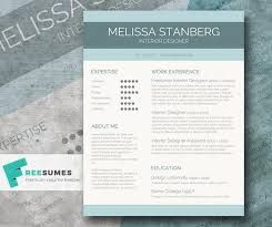 Modern Day Kids Resume 100 Free Resume Templates Psd Word Utemplates
